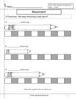 ccss2.md.1 worksheets, measuring worksheets