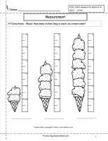 ccss 2.md.1 worksheet, measuring worksheet