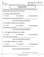 ccss 2.MD.1 worksheet,